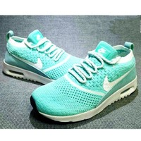 Nike Air Max Thea Ultra Flyknit Women Casual Running Sport Shoes Sneakers H-JJ-MYZDL-1