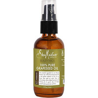 SheaMoisture Beauty Hack 100% Pure Grapeseed Oil