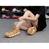 Air More Uptempo 96 Flax