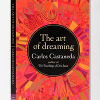The Art Of Dreaming By Carlos Castaneda  - Urban Outfitters