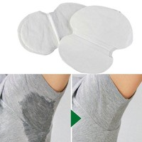12Pc Womens Mens Summer Disposable Underarm Armpit Sweat Pads Absorbing Anti Perspiration Deodorant New Good Quality