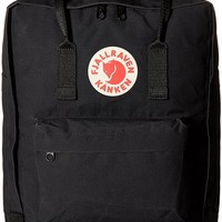 Fjallraven Kanken Durable Backpack Unisex Lovers' School Travel Bag