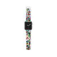 "Beth Engel ""Celebrate"" Apple Watch Strap"