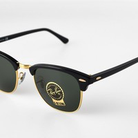 Ray-Ban Clubmaster Classic Black(RB3016 W0365 51/145)