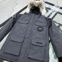 Canada Goose Down  jacket men'/ women's  foreign trade Canada goose down jacket
