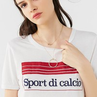 Truly Madly Deeply Sport Ringer Tee | Urban Outfitters