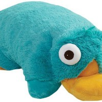 My Pillow Pets Authentic Disney Perry Folding Plush Pillow, 18-Inch, Large:Amazon:Home & Kitchen