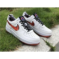 "Nike Air Force 1 Low '07 ""Only Once"" low-top men's and women's sneakers"