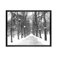 Christmas in Paris Framed Print by Rebecca Plotnick