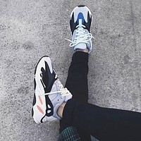 YEEZY 700 street fashion men and women retro wild breathable running shoes 1#
