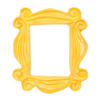 FRIENDS SHOW Peephole Frame As seen on Monica's by CoolTVProps