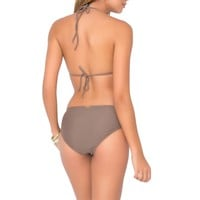 Luli Fama Luxe Full Coverage Bikini Bottoms