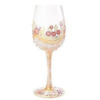 "Lolita Glassware Maid Of Honor Wine Glass (4054085), 9"", Multicolor"