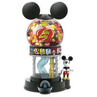 Disney Mickey Mouse Jelly Belly Bean Machine with Jelly Beans