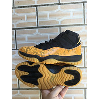 Air Jordan 11 Retro Yellow Dragon