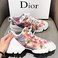 Bunchsun DIOR Fashion New Women Multicolor Sports Leisure Running Shoes
