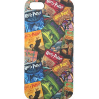Harry Potter Book Covers iPhone 5 Case