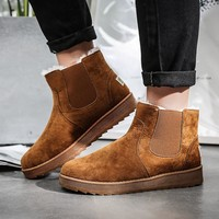 On Sale Hot Deal Cotton Shoes Casual Boots [118171107353]