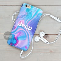 Art Work Jeep Pastel Logo   iPhone Case Cover Series
