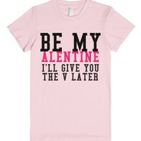 Light Pink T-Shirt | Funny Valentines Day Gifts Shirts