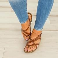 Blowfish Gineh Sandal - Available in Brown and Black