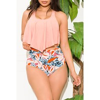 Stinson Beach Two Piece Swimsuit