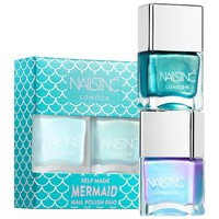 Self Made Mermaid Duo - NAILS INC. | Sephora
