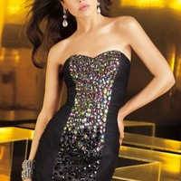 Alyce Paris Homecoming Dress Style 4329