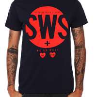 Sleeping With Sirens We Do What We Want Slim-Fit T-Shirt | Hot Topic