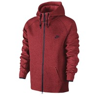 Nike AW77 Tech Full Zip Fleece - Men's at Eastbay