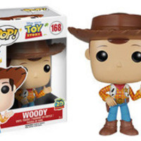 POP! DISNEY 168: TOY STORY - WOODY