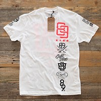 Rise Above T Shirt Infrared
