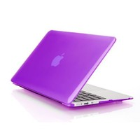 """Purple mCover® Hard Shell Cover Case For NEW 11.6-inch A1370 Apple MacBook Air (fits MC505LL/A or MC506LL/A order numbers, NOT compatible with 13"""" MacBook Air)"""