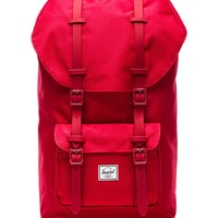 Herschel Supply Co. Little America in Red