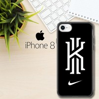 Kyrie Irving Nike Logo X4923 iPhone 8 Case