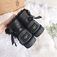 UGG Butterfly snow boots