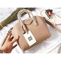 Givenchy hot selling casual lady patchwork color shopping bag fashion shoulder bag #2