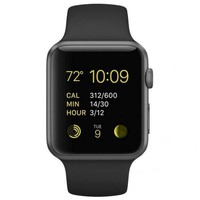 Grey Aluminum Case Watch by Apple