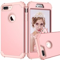 Sturdy Shockproof Phone Case for iPhone Models