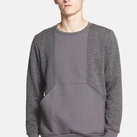 Men's Drifter 'Warren' Colorblock Crewneck Sweatshirt