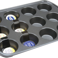Perfect Results Cupcake Pan - 12 Cavities