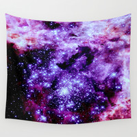 galaXy. Wall Tapestry by 2sweet4words Designs