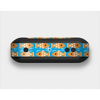 The Seamless Vector Gold Fish Skin Set for the Beats Pill Plus
