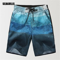 mens swimming shorts Quick-drying swimming trunks  Reflective and color-changing beach pants Mens swimwear Men swimwearST0016