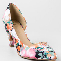 Chinese Laundry Shoes, Angelina D'Orsay Pump In Floral