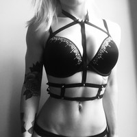 The Kimberly Bell Chest Cage