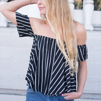 Aimee Off the Shoulder Top