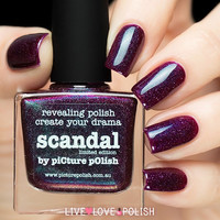 Picture Polish Scandal Nail Polish (Limited Edition Collection)
