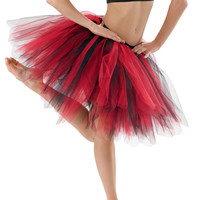 Tattered Tulle Tutu; Balera