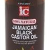 Fantasia Jamaican Black Castor Oil 6oz